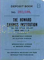 Thumbnail image of Howard Savings Institution 1934 Managers cover