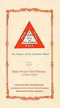 Thumbnail image of Pen Tal Pha No. 11 R.A.M. 1928 Officers cover