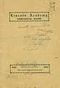 Thumbnail image of Lincoln Academy 1915-1916 Catalogue cover