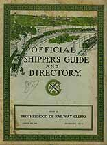 Thumbnail image of Official Shipper's Guide and Directory cover