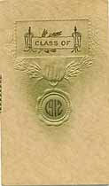 Thumbnail image of Warren Business College 1912 Commencement cover