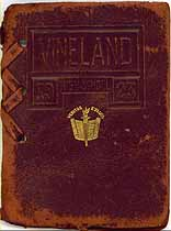 Thumbnail image of Vineland High School 1923 Commencement cover