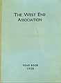 Thumbnail image of West End Association 1928 Year Book cover