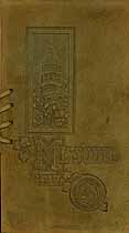 Thumbnail image of University of Missouri 1917 Commencement cover