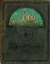 Thumbnail image of Syracuse University 1913 Commencement cover