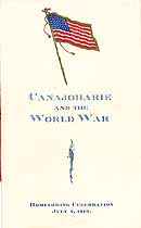 Thumbnail image of Canajoharie and the World War cover