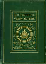 Thumbnail image of Successful Vermonters cover