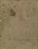 Thumbnail image of University of Wisconsin 1907 Commencement cover