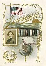 Thumbnail image of Burn's Public School 1903 Souvenir cover