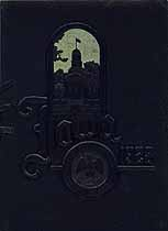 Thumbnail image of Univ. of Iowa 1928 Commencement Program cover