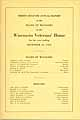 Thumbnail image of Wisconsin Veterans' Home 1924 Report cover