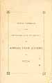 Thumbnail image of Kimball Union Academy 1857-8 Catalogue cover