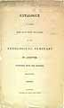 Thumbnail image of Andover Theological Seminary 1818 Catalogue cover
