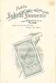 Thumbnail image of Long Public No. 4 School 1913 Souvenir cover