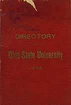 Thumbnail image of Ohio State University 1896 Directory cover