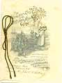 Thumbnail image of Baltimore Medical College 1893 Commencement cover