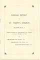 Thumbnail image of St. Mary's Church of Ballston Spa 1915 Annual Report cover