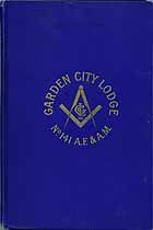 Thumbnail image of Garden City Lodge, F. & A. M., Semi-Centennial cover