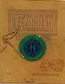 Thumbnail image of Kentucky 1910 Commencement cover