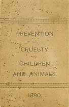 Thumbnail image of Prevention of Cruelty to Children and Animals cover
