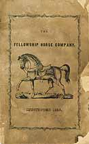 Thumbnail image of The Fellowship Horse Company 1860 cover