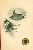 Thumbnail image of University of Illinois 1906 Commencement cover