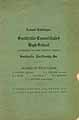 Thumbnail image of Smithville Consolidated High School 1921-22 Catalogue cover