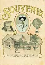 Thumbnail image of Mills School No. 24 1904-5 Souvenir cover