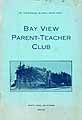 Thumbnail image of Bay View Parent-Teacher Club 1920-1921 cover