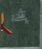 Thumbnail image of Jonestown High School 1925 Commencement cover