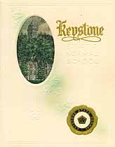 Thumbnail image of Keystone State Normal School 1911 Commencement cover