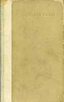 Thumbnail image of Grolier Club of NYC 1909 cover