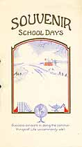 Thumbnail image of Middlesex School 1921 Souvenir cover