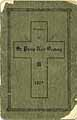 Thumbnail image of St. Philip Neri Oratory 1925 Directory cover