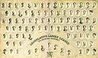 Thumbnail image of Legistlative Ladies League 1917 Composite Photo cover