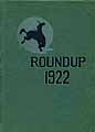 Thumbnail image of Roundup 1922 cover
