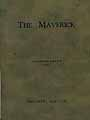 Thumbnail image of The Maverick Commencement 1923 cover