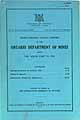 Thumbnail image of Ontario Department of Mines 1923 Report cover