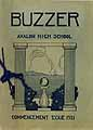 Thumbnail image of Buzzer Commencement Issue 1921 cover