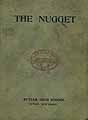 Thumbnail image of The Nuggert, 1923 BHS cover