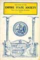 Thumbnail image of Empire State Society SAR 1910-11 Year Book cover