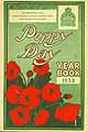 Thumbnail image of Poppy Day Year Book 1932 cover