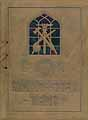 Thumbnail image of Worcester Tech 1928 Commencement cover