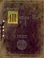 Thumbnail image of Marquette University 1925 Commencement cover