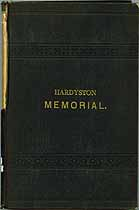 Thumbnail image of Hardyston Memorial cover