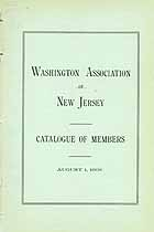 Thumbnail image of Washington Association of NJ 1908 Members cover