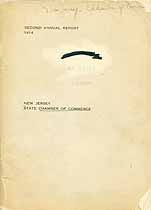 Thumbnail image of New Jersey Chamber of Commerce 1914 Report cover