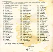 Thumbnail image of FBI List of 1947 Identification Orders cover