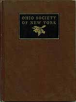 Thumbnail image of Ohio Society of New York 1922 Members cover