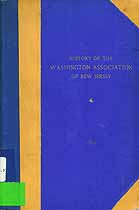 Thumbnail image of History of the Washington Association of NJ cover
